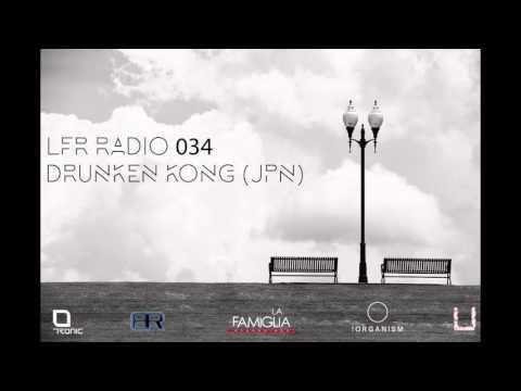 LFR Radio 034 - Drunken Kong (JPN) Live @ Real-D, Miyazaki, Japan