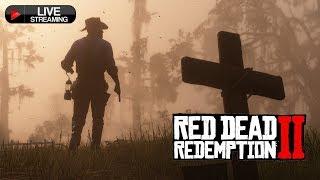 Red Dead Redemption 2 Free Roam Gameplay LIVE! Legendary Animals, New Horse & Treasure!