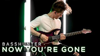 Basshunter - Now You're Gone | Cole Rolland (Guitar Cover)