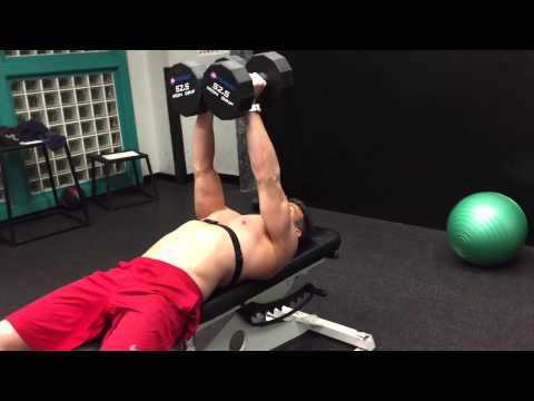 How to Do Close Grip Bench Press with Dumbbells