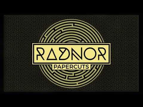 Radnor - Papercuts (Official Lyric Video)
