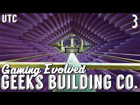 OUR COOLEST BUILD YET! :: Vanilla-ish Ark w/ UTC :: Gaming Evolved S4 :: Ep. 3