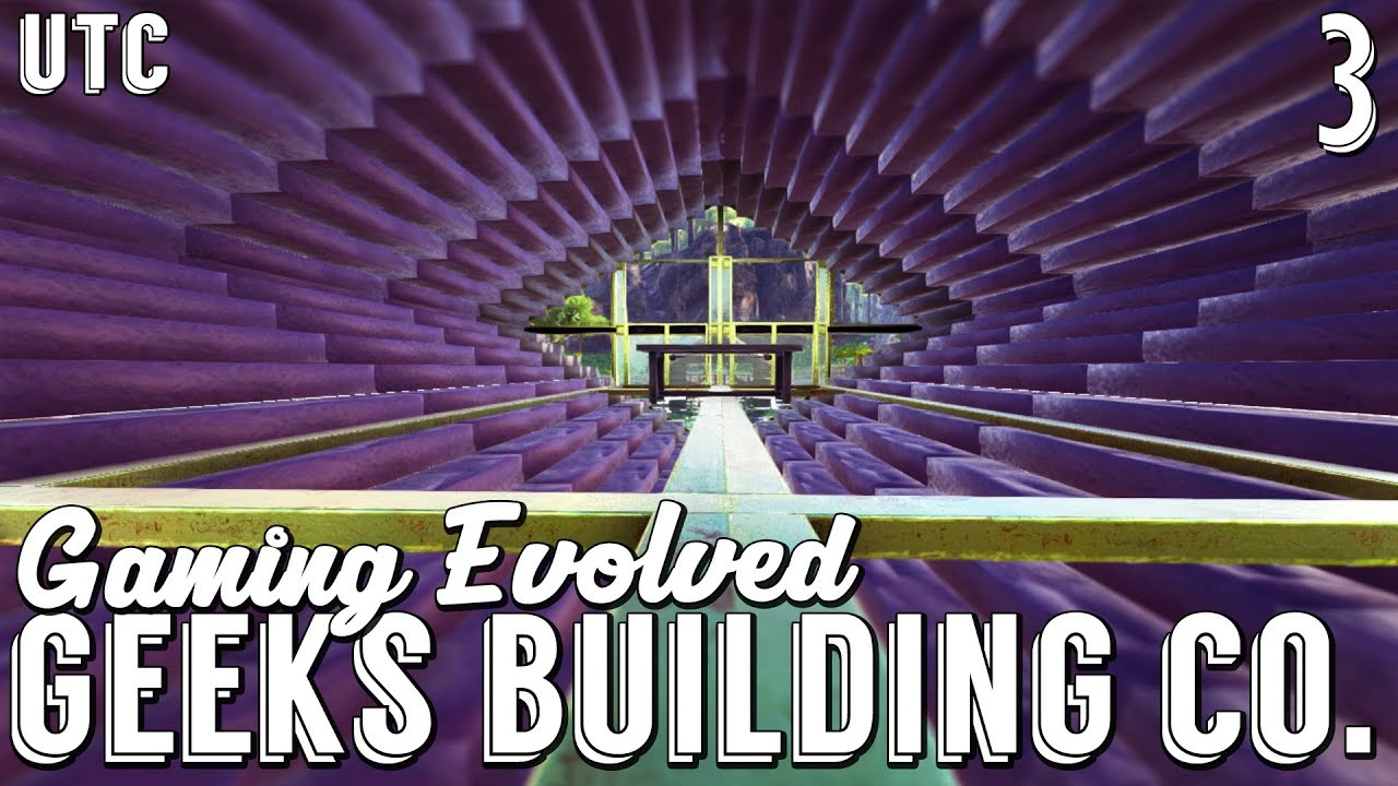 Insane Structures Plus (S+) Build :: Ark Building Co  Offices :: Gaming  Evolved Ark w/ UTC :: Ep  3
