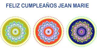 JeanMarie   Indian Designs - Happy Birthday