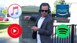 How to Find the Perfect Streaming Music Service