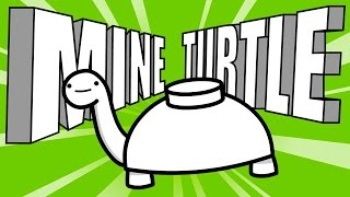 Repeat youtube video MINE TURTLE (asdfmovie song)