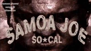 Download Video Samoa Joe WWE Theme Song & Titantron 2017 HD MP3 3GP MP4