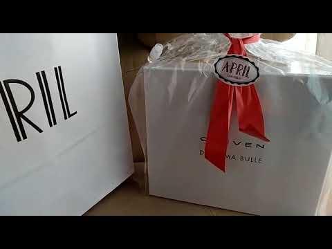 ПАРФЮМ CARVEN DANS MA BULLE МОЙ ДОЛГОЖДАНННЫЙ НОВОГОДНИЙ ПОДАРОК! #parfume#аромат#духи#ХОТЕЛОЧКА