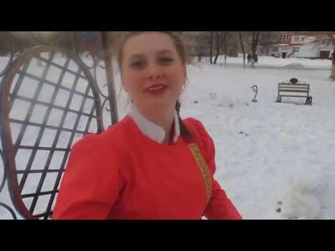 Изображение предпросмотра прочтения – АнастасияМакеева читает произведение «Девушка пела в церковном хоре» А.А.Блока