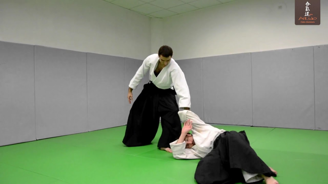 5ème KYU – Aikido Facile