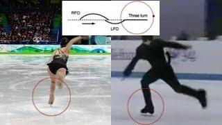 Triple Lutz & Flip - Textbook 김연아 교과서 점프