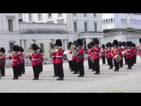 Changing the Guard(Ext.), April 18, 2015:  Bands of the Welsh Guards & Irish Guards