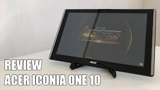 Review Acer Iconia One 10 Tablet Android