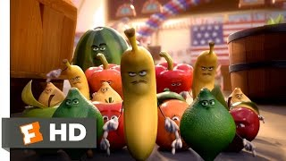sausage party 2016   the fruits attack scene 1010 movieclips
