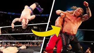 10 Wrestlers Who Changed Their Finisher When They Got Old
