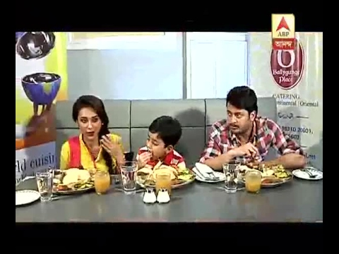 Watch: Jisshu and Mimi in search of cuisine with 'Posto'