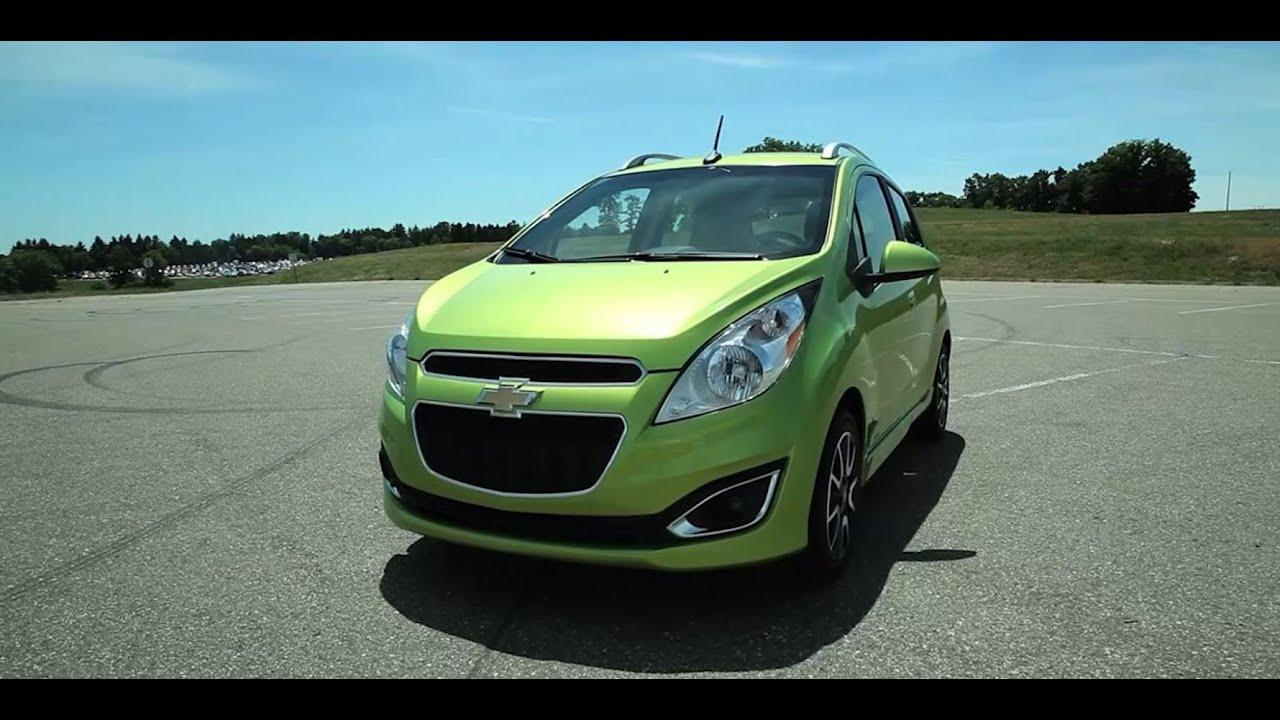 Is the 2016 Chevrolet Spark the Best Car in the World? - YouTube