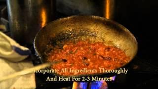 TUNA CONFIT w/ PENNE PUTTANESCA -with Chef Patrick