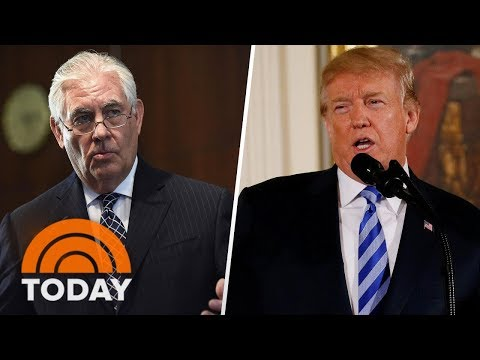 Rex Tillerson Thought He Was 'Moderating' President Donald Trump | TODAY