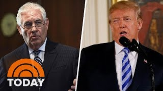 Rex Tillerson Thought He Was
