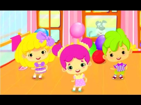 The Magical World Of Music   Baby Fun Dancing In The Music Room   Kids & Families Fun Game