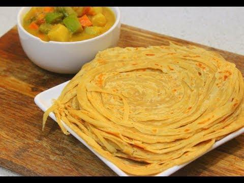 ഗോതമ്പ് പൊറോട്ട (No Egg)||Wheat Flour Parotta ||Anu's Kitchen||Recipe 220