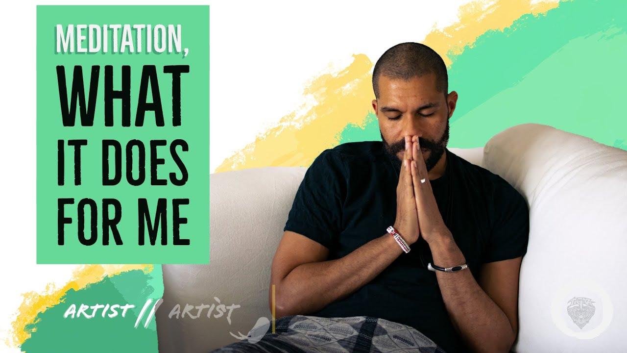 Meditation and power