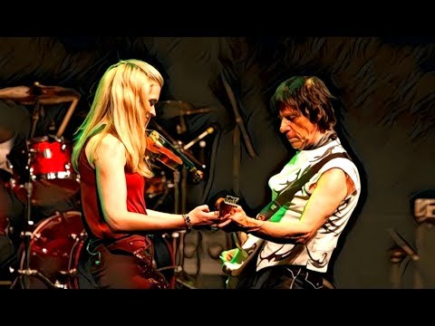 Women Of Ireland 🎼 Jeff Beck & Lizzie Ball (violin) live - YouTube HD