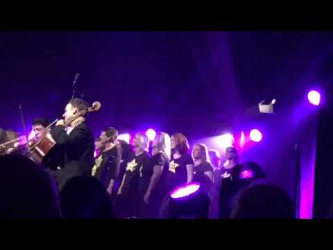 Russell Watson & Rock Choir-G Live Guildford