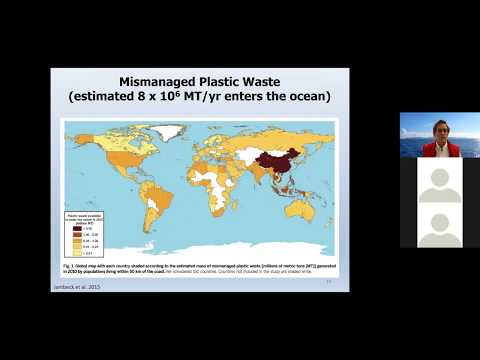 Plastics And Microplastics: An Emerging Global Issue Webinar