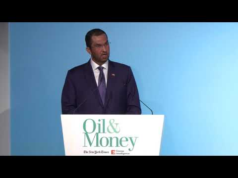 ADNOC CEO, H E  Dr Sultan Al Jaber's Ministerial keynote speech at Oil & Money Conference 2017