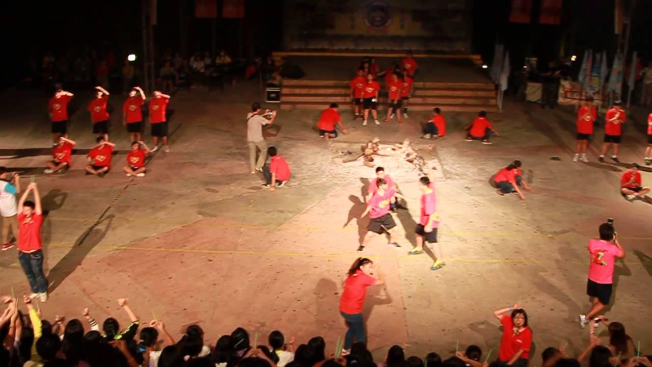 1021107 永和國中-隔宿露營晚會-812舞蹈 ( 青蘋果 PARTY )【~全場版~】 - YouTube