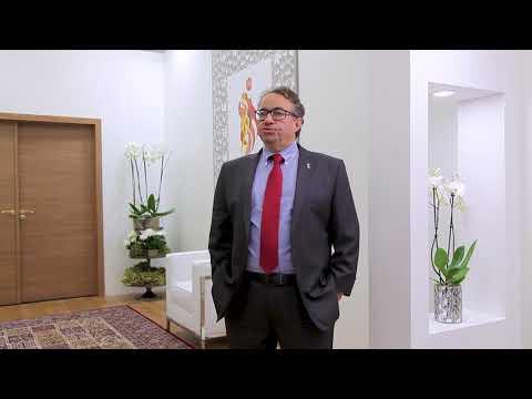 Dr. Khaled Abdullah Al-Abdulkader, Senior Environmental Consultant of Saudi Aramco