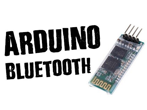 Arduino HC-06 Bluetooth Module For Electronics Projects