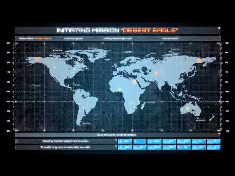 CyberTech HUD Infographic Pack - After Effects Template