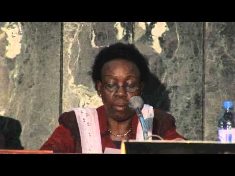 Agricultural Productivity & Food Security Conference - Rhoda Peace Tumusiime (opening)