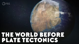 The World Before Plate Tectonics