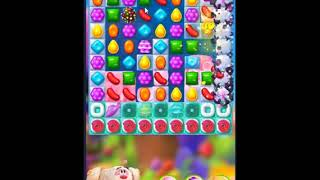 Candy Crush Friends Saga Level 134 - NO BOOSTERS 👩👧👦 | SKILLGAMING ✔️