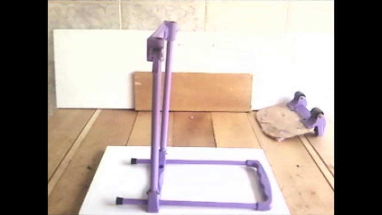 Srie Violo Caseiro Como Construir sua estante de Violo