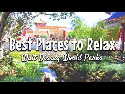 The Travel Agents Guide To Slowing Down at Walt Disney World