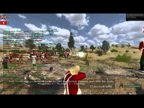 mount and blade napoleonic wars zulu mod download