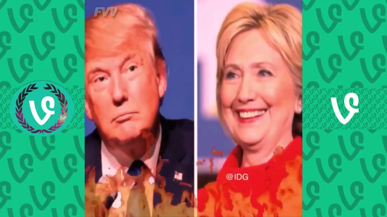 maxresdefault donald trump vs hillary clinton dank memes vine compilation,Hillary Clinton Dank Memes