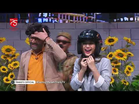 Akting Bareng Jessica Mila, Sampe Kejedot Helm   Best Moment Santuy Malam (13/8/20)