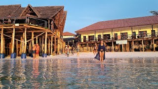 Обзор отеля 2019 Amaan Beach Bungalows Nungwi и пляжа Нунгви.