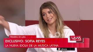 Baixar Sofía Reyes contó cómo es ser nuera de Ricardo Montaner