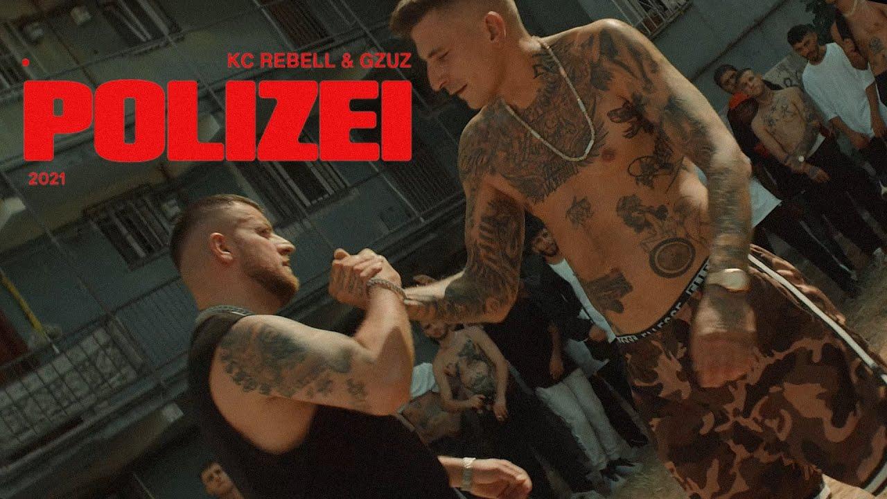 Download KC Rebell x GZUZ - Polizei (prod. by CLAY, prodycem)
