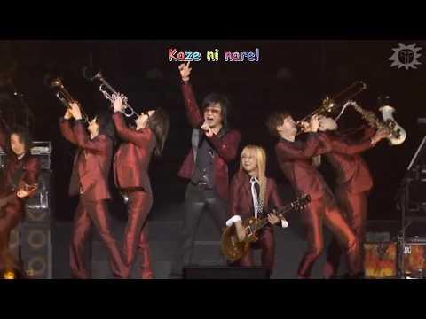 Hurricanger Sanjou - Cho Eiyuu Sai Live 2017 (Vietsub+Kara)