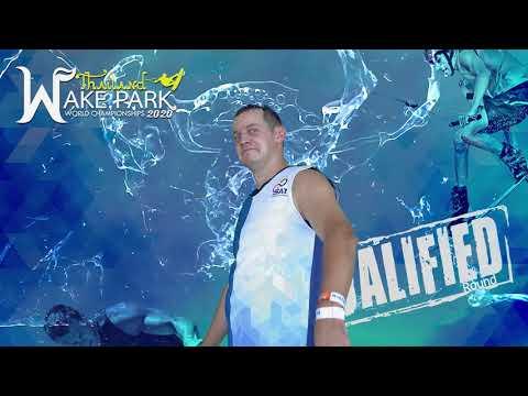 Igor Gordopolov - Amateur Men Wakeboard