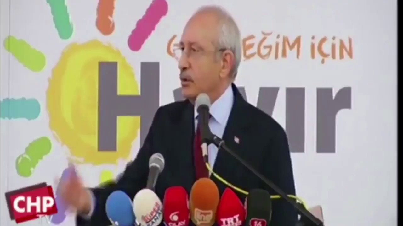 CHP Demokrasisi