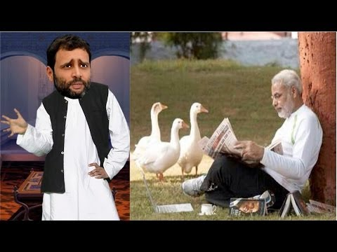 Rahul Planned Modi Win : Episode 369 - Comedy Show Jay Hind!